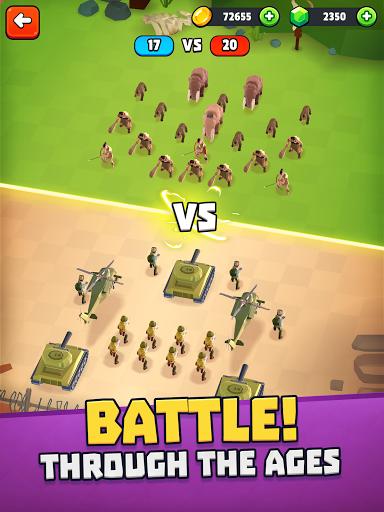 Battle Simulator: Warfare  screenshots 11