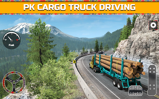 PK Cargo Truck Transport Game 2018 1.5.0 screenshots 8