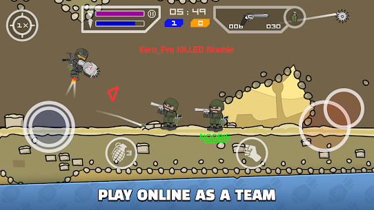 Mini Militia – Doodle Army 2 APK Download For Android 2