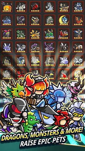Endless Frontier - Online Idle RPG Game  screenshots 6