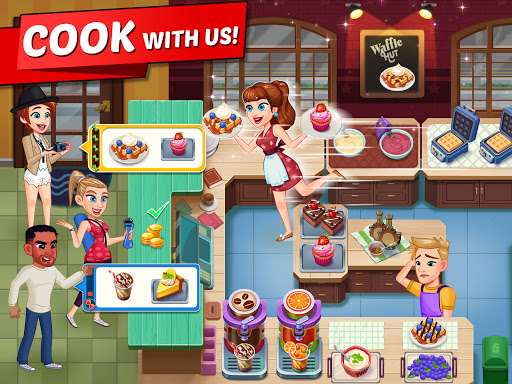 Cooking: My Story - Chefu2019s Diary of Cooking Games 1.0.3 screenshots 9