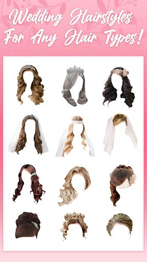 Wedding Hairstyles 2020 2.3.8 Screenshots 7
