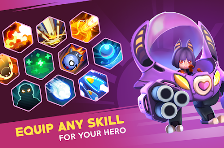 Heroes Strike MOD APK 96 (Unlimited Money) 4
