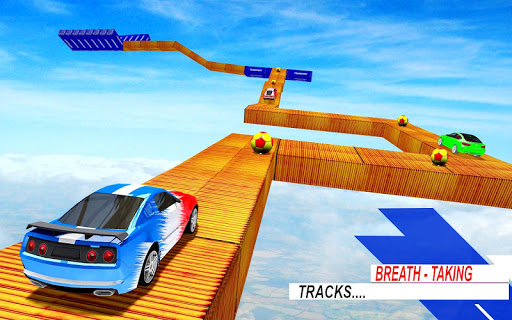 Mega Ramp GT Car Stunt Master: Stunt Games 2020 android2mod screenshots 1