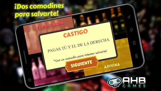 Cultura Chupistica: Juegos para beber 3.4.8.1 Screenshots 5