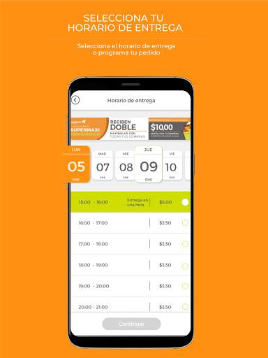 Tipti: Supermercado a domicilio modavailable screenshots 6