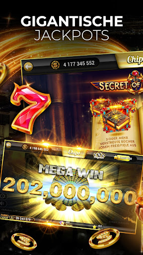 Slotigo - Online-Casino, Spielautomaten & Jackpots 4.8.50 screenshots 4