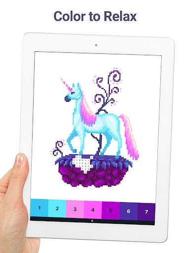 Pixel Art: Color by Number screenshots 8