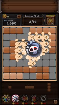 ブロックパズルキング : ウッド・8×8ブロック・パズルのおすすめ画像5