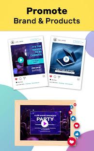 Social Media Post Maker - Make Social Videos 28.0 Screenshots 15