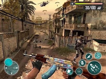 Call Of Fury Mod Apk- Global Counter Strike Black Ops (God Mode) 10