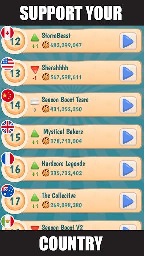 Cookies Inc. - Clicker Idle Game 22.0 screenshots 2