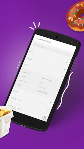 aiqfome - delivery de comida  Screenshots 2