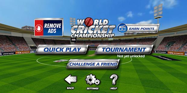 World Cricket Championship  Lt screenshots 1