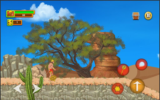 Hanuman Adventures Evolution screenshots 16