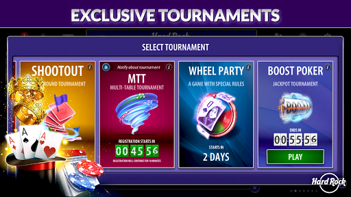 Hard Rock Blackjack & Casino 39.7.0 screenshots 20
