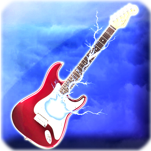 Power guitar HD 🎸 chords, guitar solos, palm mute