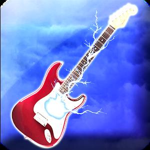Power guitar HD  chords, guitar solos, palm mute