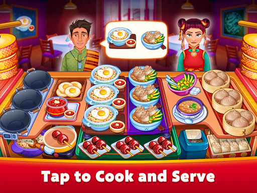 Asian Cooking Star: New Restaurant & Cooking Games android2mod screenshots 12