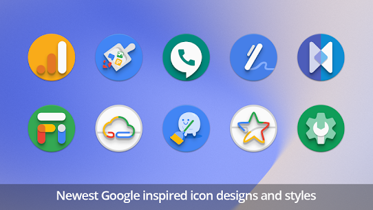 PieCons Apk- Ultimate Android Pie Icon Pack 3.6 (Patched) 3