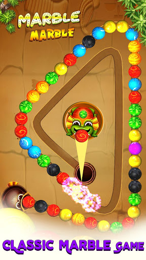 Marble Marble:Bubble pop game, Bubble shooter FREE 1.5.3 screenshots 2