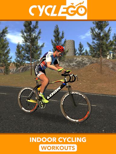 CycleGo - Indoor Cycling Workouts 3.4.1 Screenshots 13