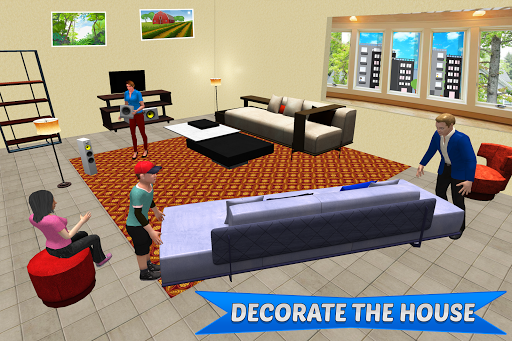 Virtual Mom Simulator: Step Mother Family Life 1.07 screenshots 3