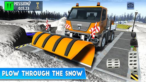 Winter Ski Park: Snow Driver 1.0.3 screenshots 1