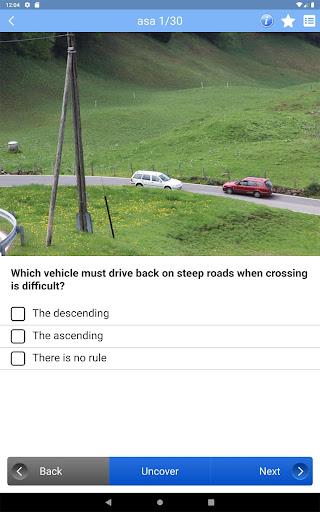 Driving school theory - Fahrlehrer24  screenshots 13