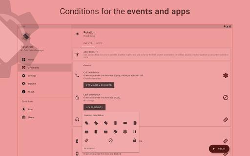 Rotation | Orientation Manager apktram screenshots 19