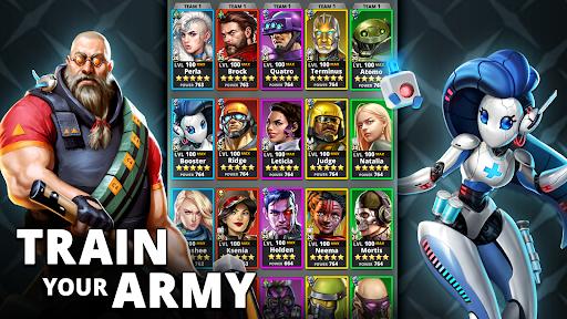 Puzzle Combat: Match-3 RPG