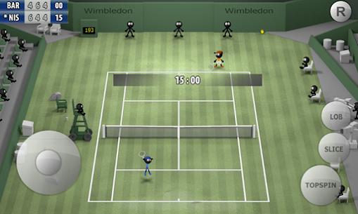 Stickman Tennis – Career 2.2 APK + MOD Download 1