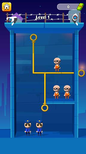 Prison Escape: Pin Rescue  screenshots 10