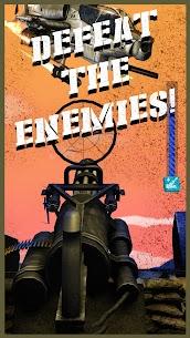 Mortar Clash 3D: Battle Games MOD 4