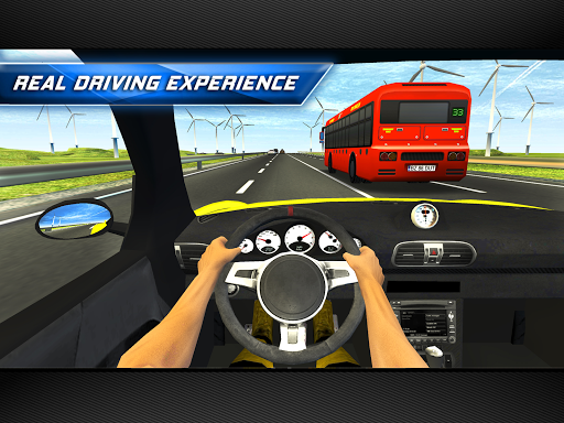 Racing in City - In Car Driving 3D Fast Race Game 2.0.2 screenshots 7