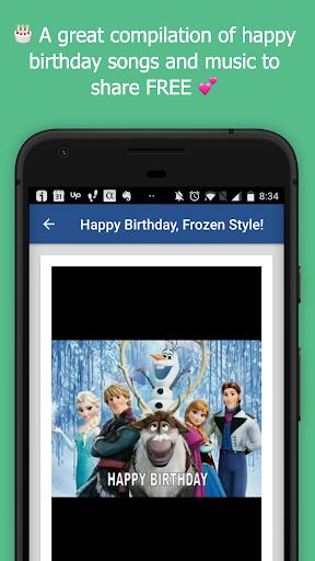 ud83cudf89 Happy Birthday Songs ud83cudfb6 android2mod screenshots 1