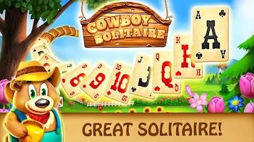 Solitaire match cowboy