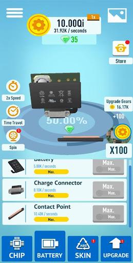 Idle Gadgets  screenshots 3