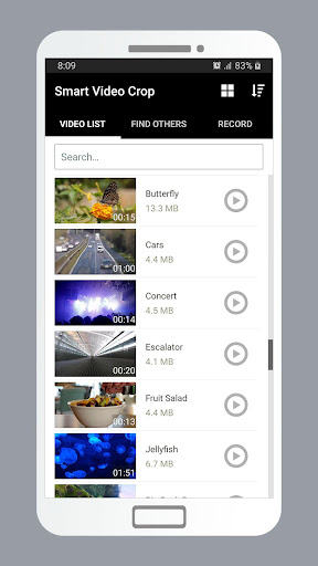 Smart Video Crop - Crop any part of any video 2.0 Screenshots 2