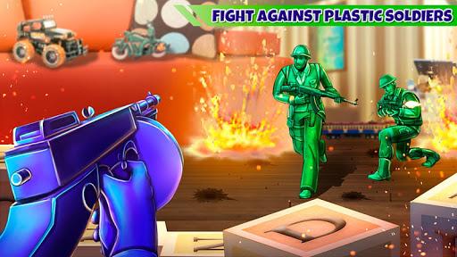 Guerre des soldats en plastique-jouets militaires captures d'écran apk mod pirater preuve 2