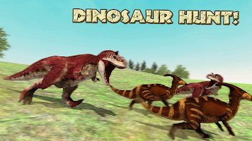 Hungry Apex Predator: World Dinosaur Hunt