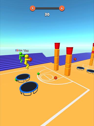Jump Dunk 3D 2.0 screenshots 9