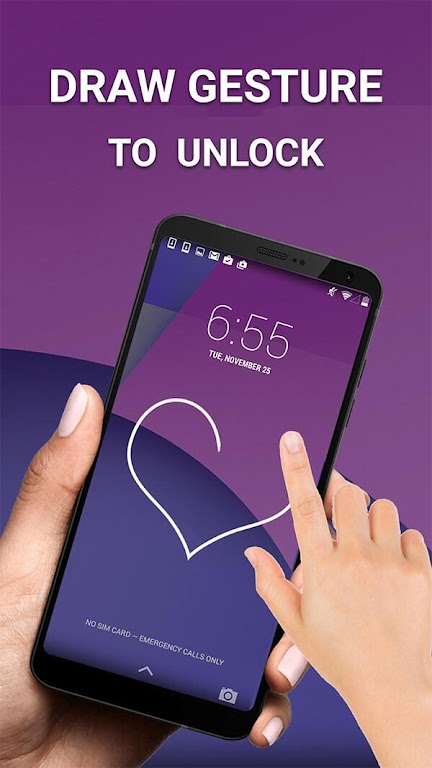 Screen On/Off With Double Tap,Shake,Gesture & Wave  poster 14
