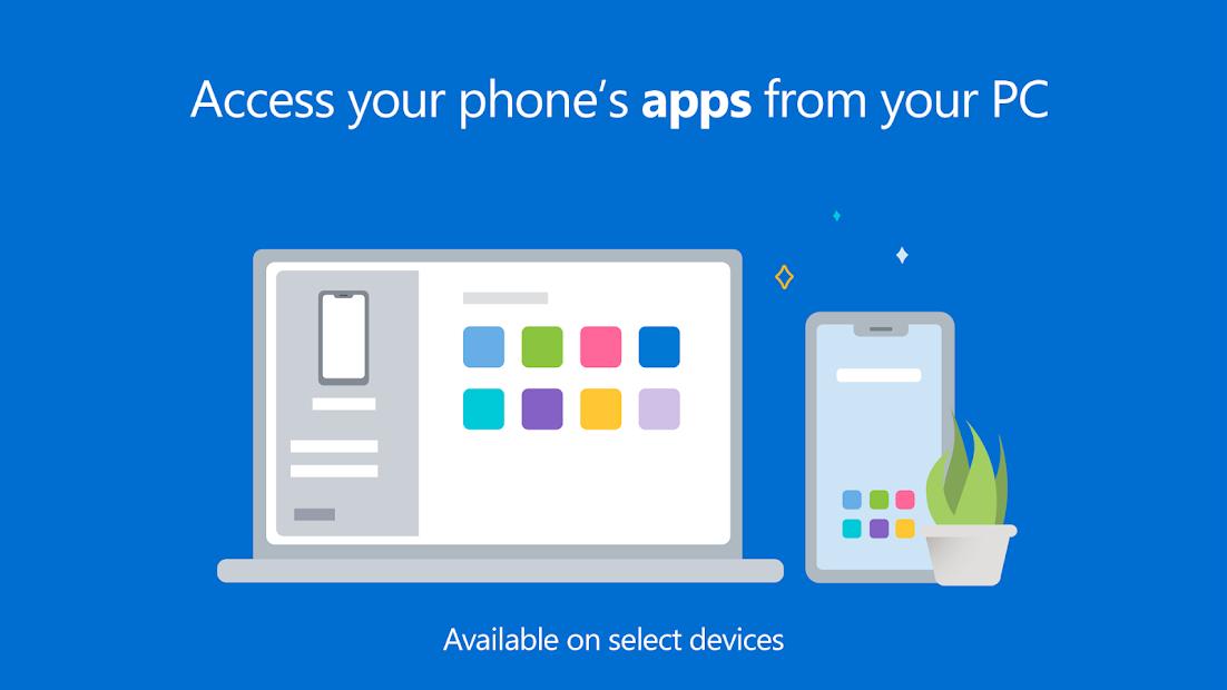 Your Phone Companion - Link to Windows screenshot 2