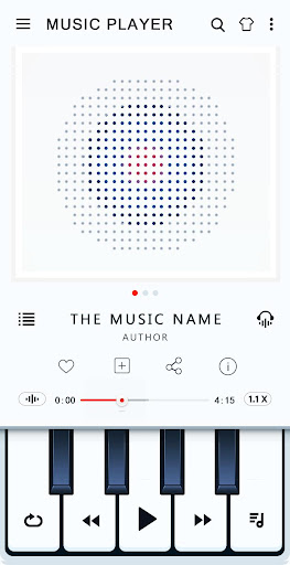 Music Player - Audio Player with Best Sound Effect apktram screenshots 7