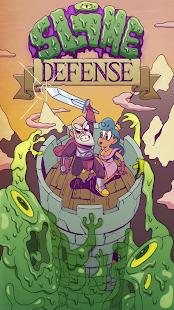 Slime Defense - Idle Tower Defense