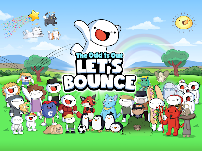 TheOdd1sOut: Let's Bounce Mod Apk (Unlimited Money) 0.3 6