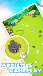 Protect the sheeps (MOD, Unlimited Money) For Android 2