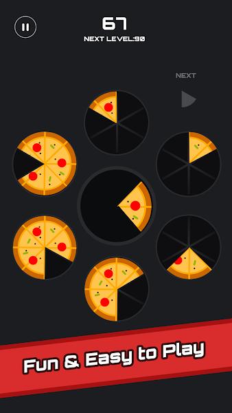 Slice Mania - Fruit, Pizza Slice Puzzle