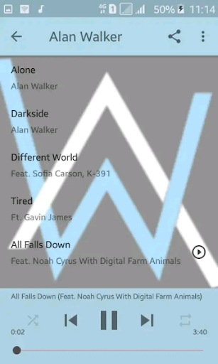 Alan Walker Offline 3.1 Screenshots 11